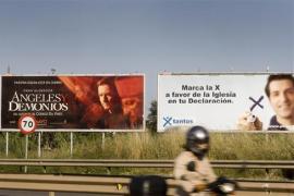Inselrat forciert Sanktionen wegen illegaler Werbetafeln