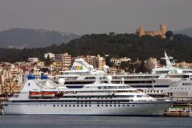 Hafenbehörde auf Mallorca misst Luftqualität live