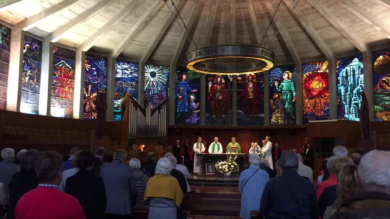 50 Jahre deutschsprachige katholische Gemeinde