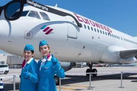 Eurowings-Flugbegleiter jetzt in einheitlichem Look