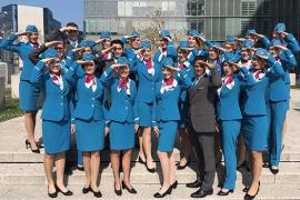 Eurowings-Flugbegleiter zum Streik aufgerufen