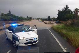 Straßen auf Mallorca nach Unwetter wieder offen