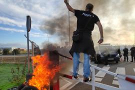Gefängniswärter auf Mallorca beenden Protest