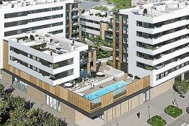 Bis 2021 sollen moderne Wohnblocks entstehen. Ausländer zeigen großes Kaufinteresse.