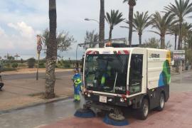 Palma gibt wenig für Müllbeseitigung aus
