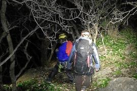 Schwierige Bergung von deutschen Kletterern