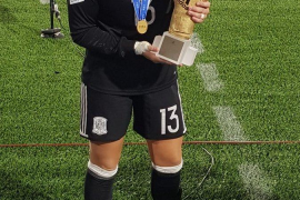 Mallorcas Cata Coll ist Weltmeisterin