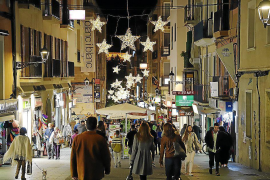 Palma erwartet Shopping-Ansturm am Wochenende