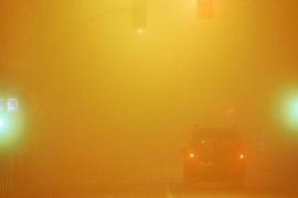 Wetteramt warnt vor dichtem Nebel und hohen Wellen