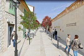 Calvià will Dorf-Hauptstraße aufhübschen