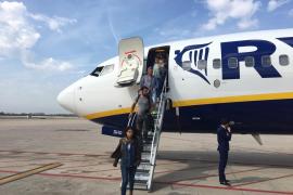 Der fliegende Bus von Mallorca aufs Festland
