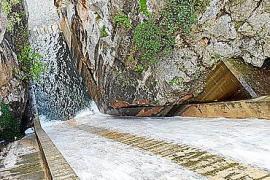 Die Wasserspeicher der Balearen sind gut gefüllt
