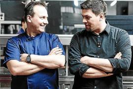 Tim Raue und Tim Mälzer.