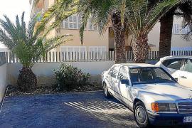 Eisen-Zaun soll in Magaluf Balkonspringer einschüchtern
