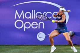 Angelique Kerber tritt wieder auf Mallorca an