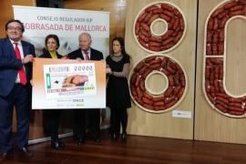 Blinden-Lotterie Once präsentiert Sobrassada-Los