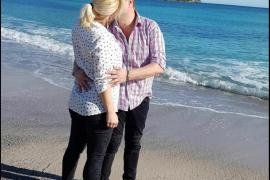 Büchners Witwe feiert Weihnachten auf Mallorca