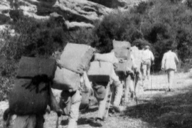 Eine Schmugglerbande auf Mallorca.