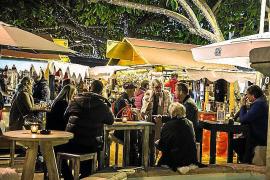 Edel-Weihnachtsmarkt im Yachthafen Portals gestartet