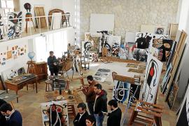 Atelier Sert von Miró ist wieder geöffnet