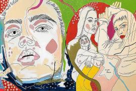 """Um die Liebe, den Mangel an ihr und die Vorstellungen über sie geht es in der Ausstellung """"All the Lovers"""" von Ela Fidalgo."""