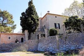 Landgut auf Mallorca.