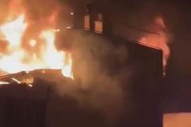 Ein Schwerstverletzter nach Wohnungsbrand in Palma