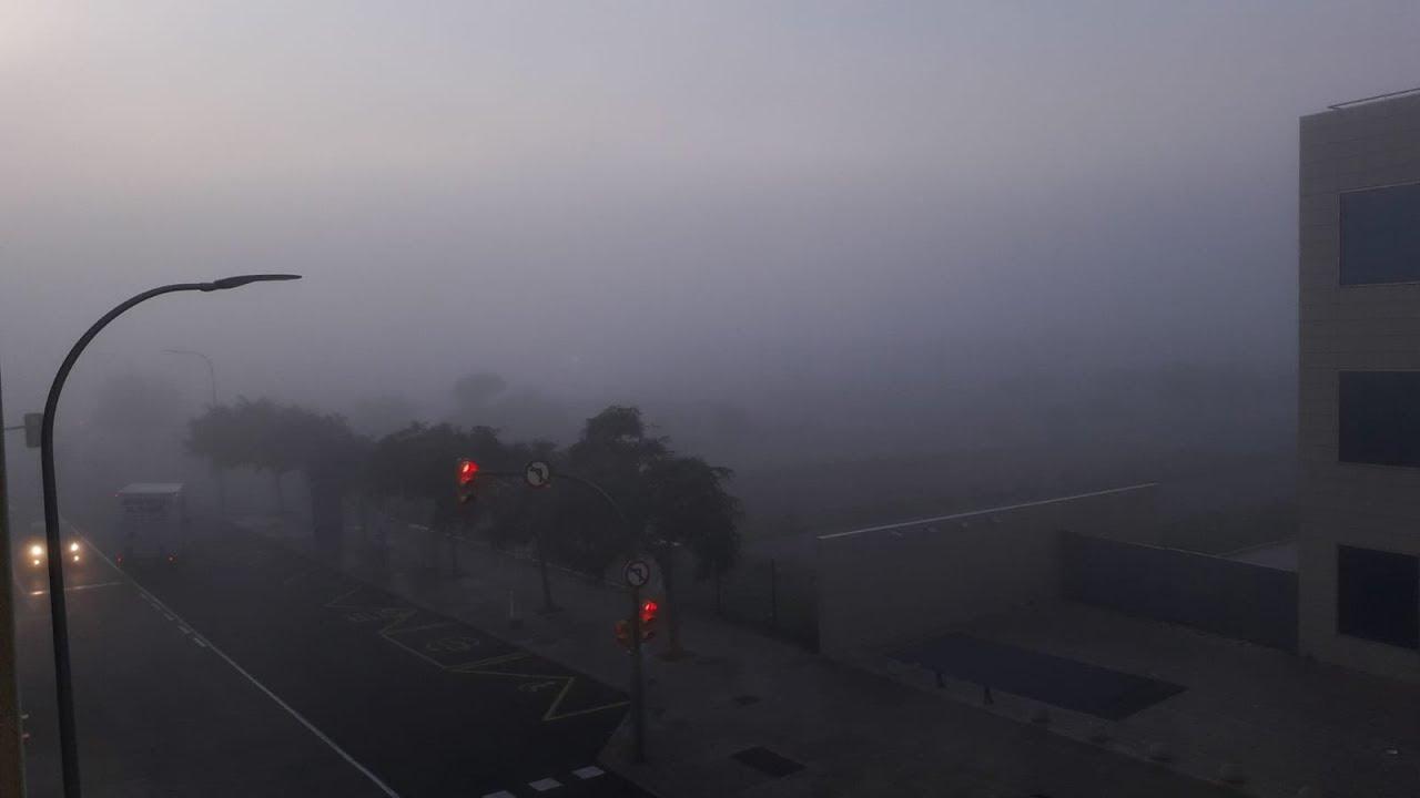 Nebel sorgt für Flugumleitungen in Palma
