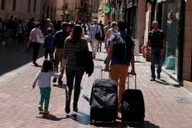 Tourist streckt Begleiterin in Palma mit Ohrfeige nieder