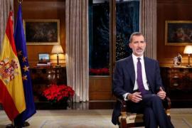 König Felipe ruft in Weihnachtsbotschaft zur Einheit auf