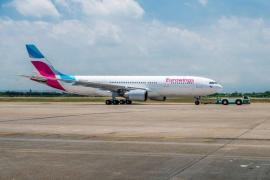 Eurowings bietet Passagieren gesundes Essen an