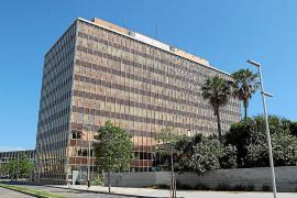 Das Gesa-Hochhaus steht seit 2007 unter Denkmalschutz.