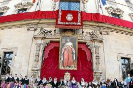 Die mallorquinische Identität wird kräftig gefeiert