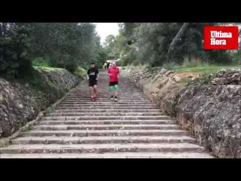 Benefiz-Treppenlauf: 67.914 Stufen in 20 Stunden