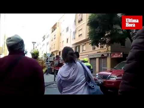 13 Verletzte bei Wohnungsbrand in Palma