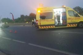 Von der Fahrbahn geraten: Ein Schwerverletzter