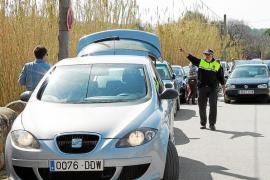 Radar gegen Verkehrssünder bei Ufanes-Quellen