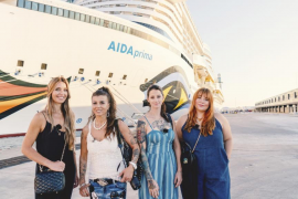 """Shopping Queen"" macht Station auf Mallorca"