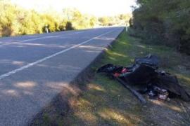 Tödlicher Autounfall zwischen Manacor und Felanitx