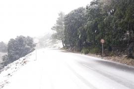 Stürmische Kältekeule bewegt sich auf Mallorca zu