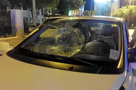Erneut brutale Überfälle auf Taxifahrer in Palma