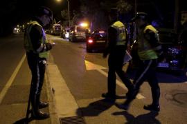 Sturzbetrunkenes Paar baut Unfall in Palma