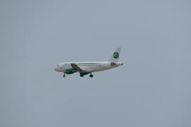 Fluglinie Germania steckt in finanziellen Schwierigkeiten