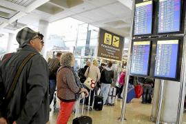 Verdi-Streik in Deutschland betrifft auch Mallorca