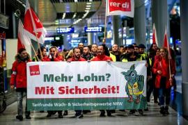 Verdi-Streik führt zu Ausfällen von Mallorca-Flügen