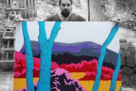 Galería K zeigt Pop-Kunst von Llorenç Garrit