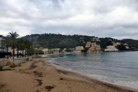 Schmuddelwetter setzt sich auf Mallorca fest