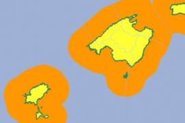 Sturmwarnung und Nachtfrost auf Mallorca