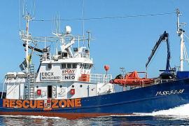 Hilfsschiff für Migranten wird wohl nach Palma verlegt