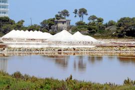 Historische Saline geht wieder in Betrieb
